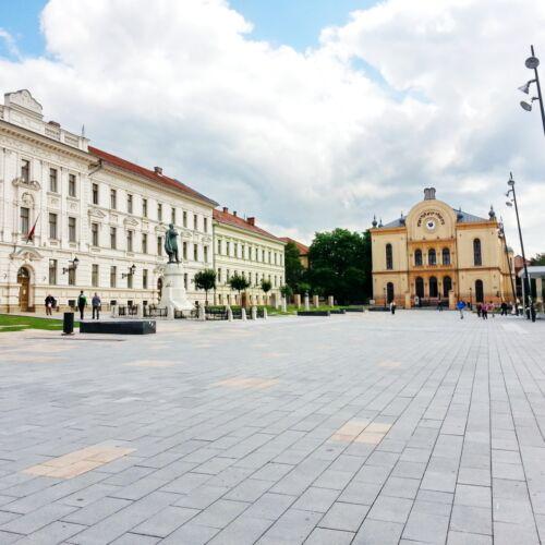 Kossuth tér | Pécs
