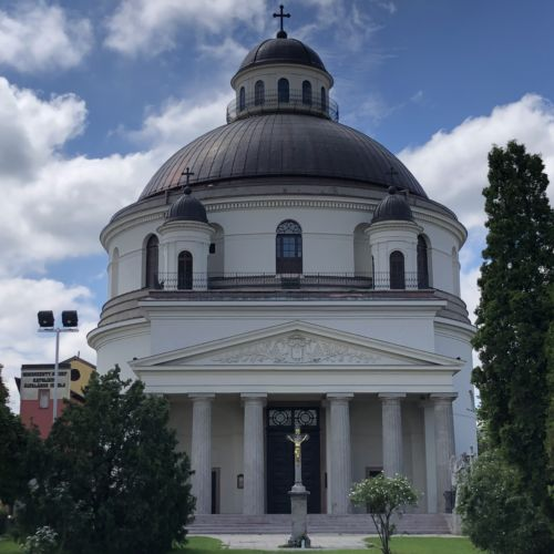 Szent Anna Plébániatemplom | Esztergom