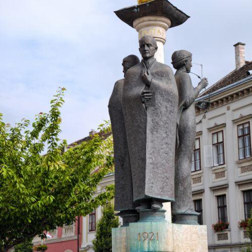 Hűség kútja   Sopron