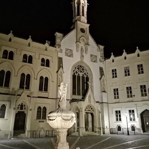 Orsolya tér   Sopron