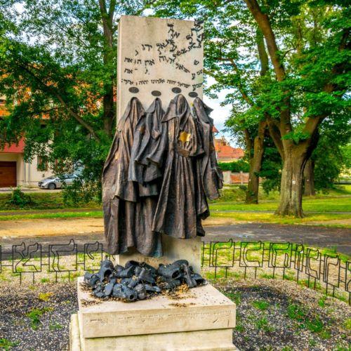 Holokauszt emlékmű   Sopron