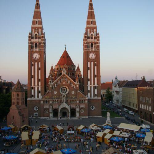 Bor Tér   Szeged