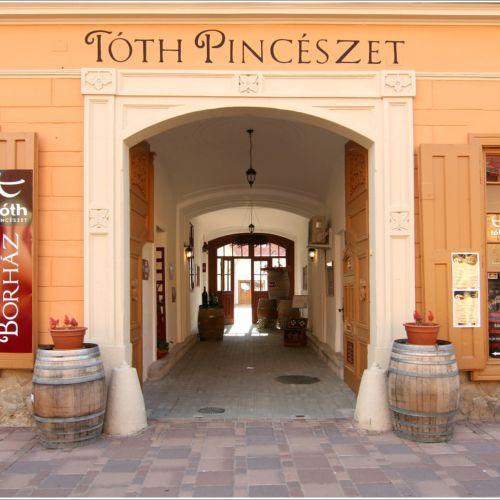 Tóth Pincészet
