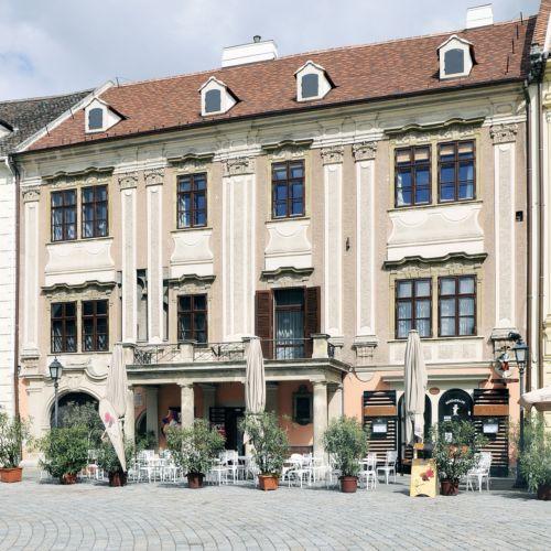 Tábornok-ház | Sopron