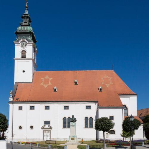 Óvári Szűz Mária Királynő és Szent Gotthárd templom | Mosonmagyaróvár