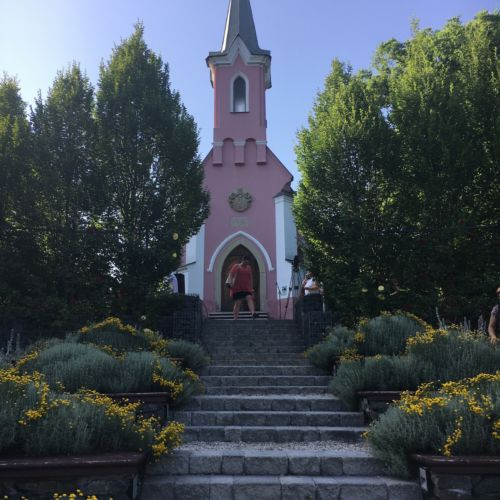 Vörös kápolna | Balatonboglár