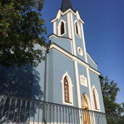 Kék kápolna   Balatonboglár