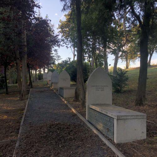 Árpádházi Szent Erzsébet Emlékpark   Balatonboglár