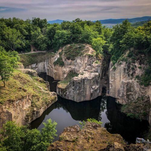 Megyer-hegyi Tengerszem | Sárospatak