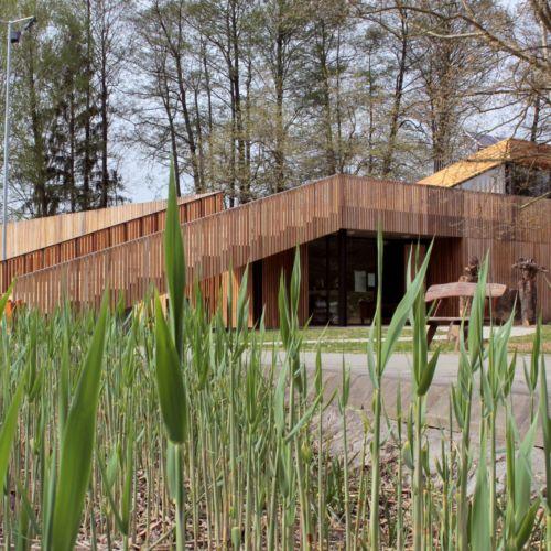 Medvehagyma Ház – Ökoturisztikai Látogatóközpont | Orfű