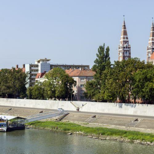 Rakpart   Szeged