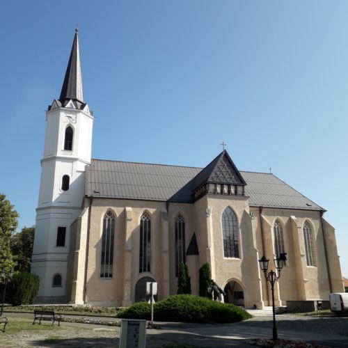Sárospataki Bazilika | Sárospatak