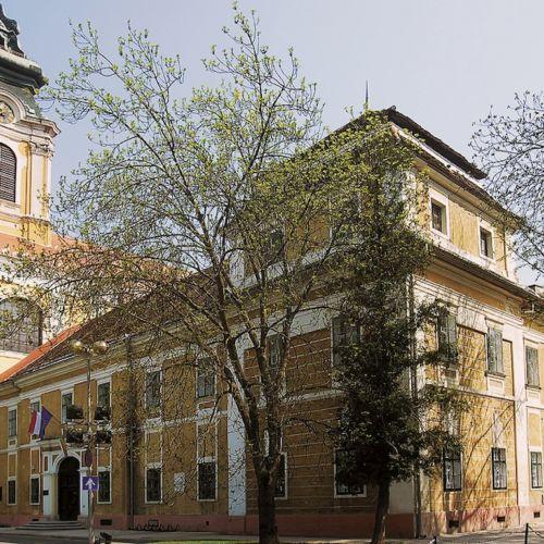 Kolostorépület   Szentgotthárd