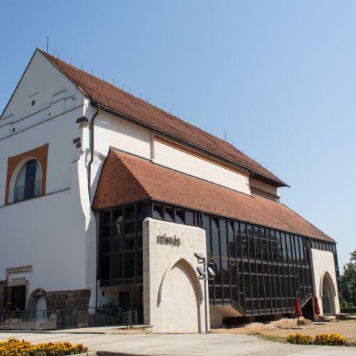 Volt Magtár Templom | Szentgotthárd