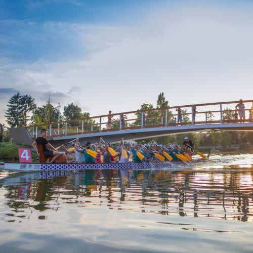 Sárkányhajó Fesztivál | Szombathely