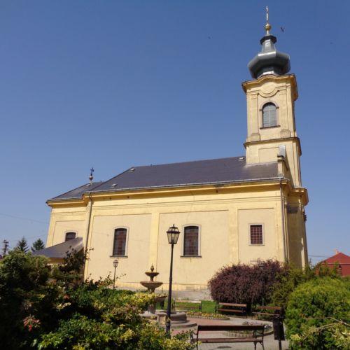 Szűz Mária neve templom | Poroszló