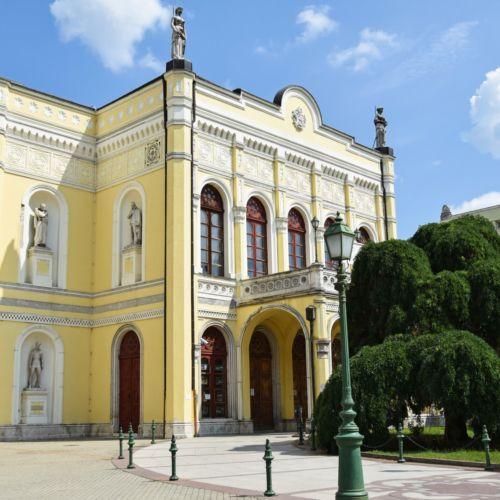 Csokonai Nemzeti Színház | Debrecen