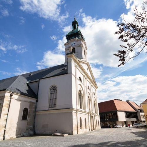 Nagyboldogasszony-székesegyház | Győr