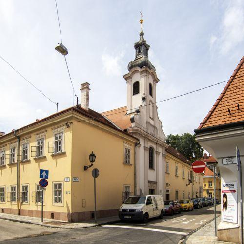 Német Ispita-templom | Győr