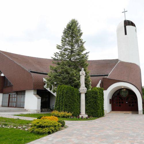 Szentlélek-templom | Győr