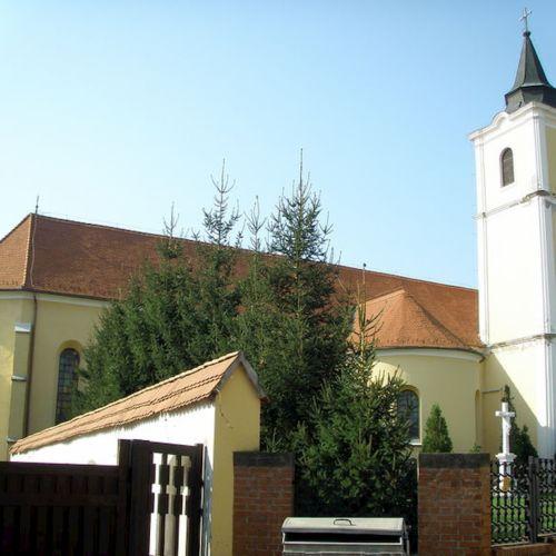 Szentháromság templom | Siklós