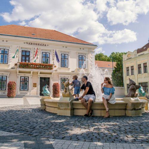 Kossuth tér | Sárvár