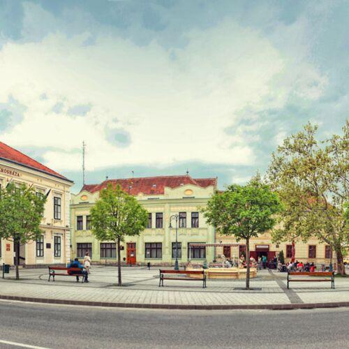 Polgármesteri Hivatal - Geschrey ház | Sárvár