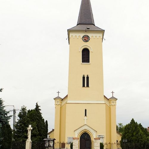 Szent Miklós templom | Sárvár