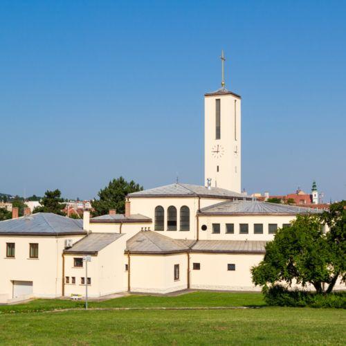 Soproni Szent István Plébánia   Sopron