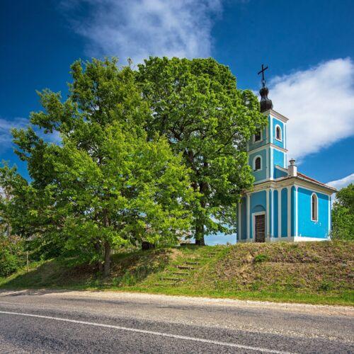 Mausz kápolna | Szálka
