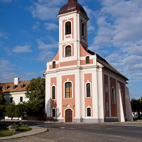 Loyolai Szent Ignác templom   Balatonalmádi