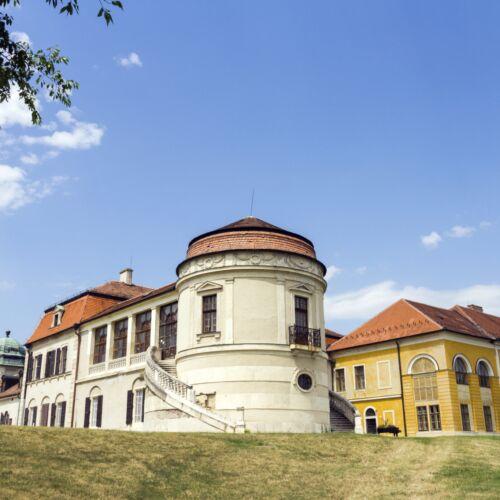 Amadé–Bajzáth–Pappenheim-kastély | Iszkaszentgyörgy
