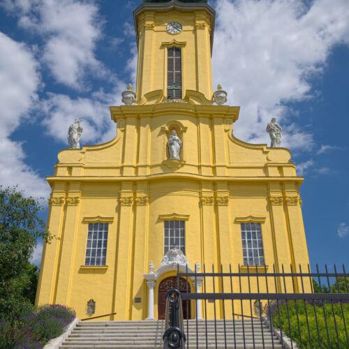 Árpád-házi Szent Margit-templom | Veszprém