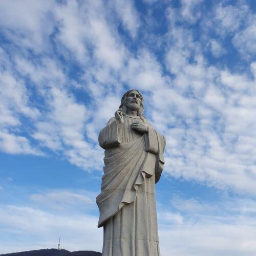 Áldó Krisztus | Tarcal
