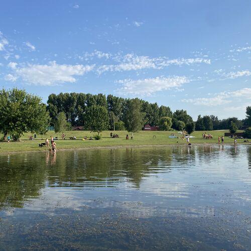 Tisza-tavi Mancsos Pancsoló | Tiszafüred