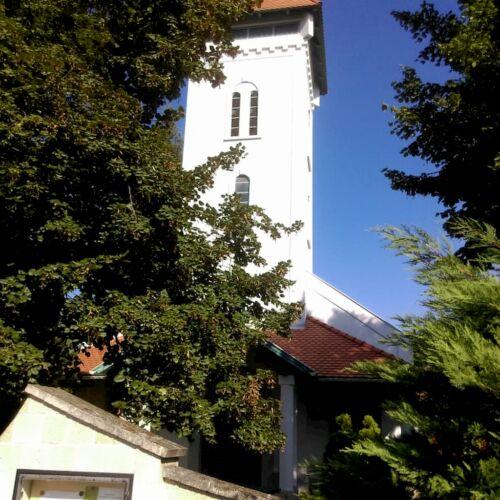 Református templom | Berekfürdő