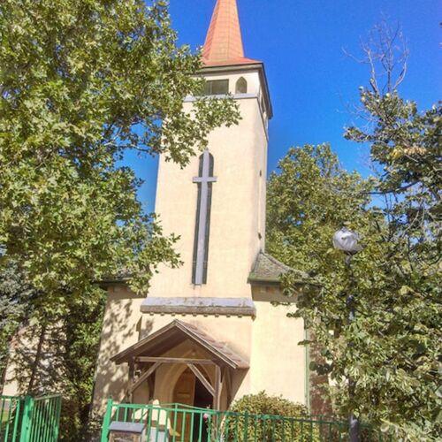 Szent László Katolikus Plébánia | Berekfürdő