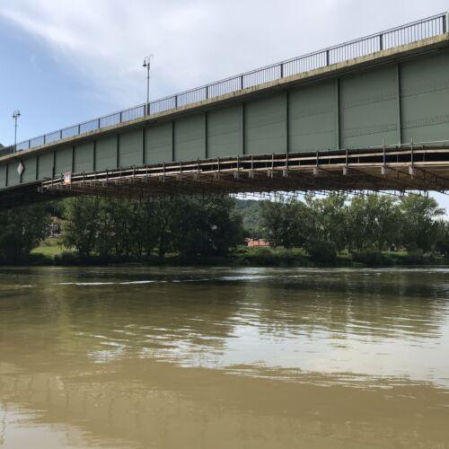 Tisza-híd   Tokaj