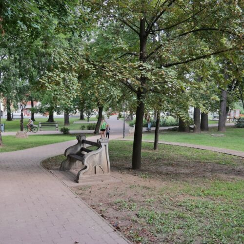 Park | Balatonlelle