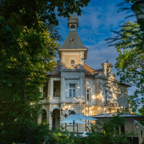 Jókai Villa | Siófok