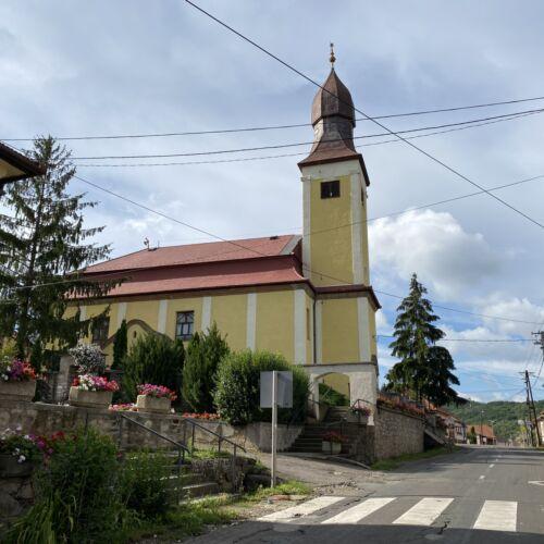 Református templom   Noszvaj