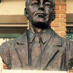 Wass Albert szobor | Tapolca