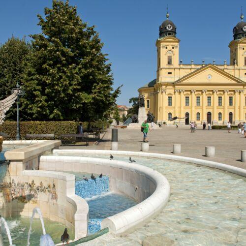 Kossuth Tér   Debrecen