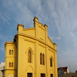 Zsinagóga | Tapolca