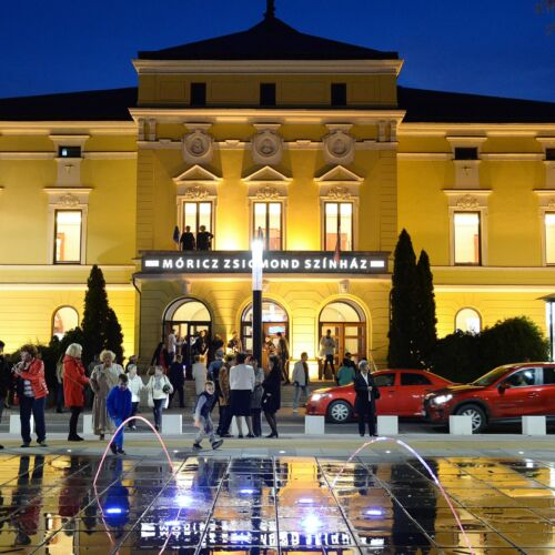 Móricz Zsigmond Színház   Nyíregyháza