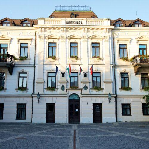 Városháza | Veszprém