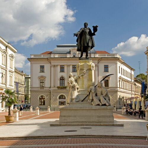 Kossuth Lajos-szobor   Szeged