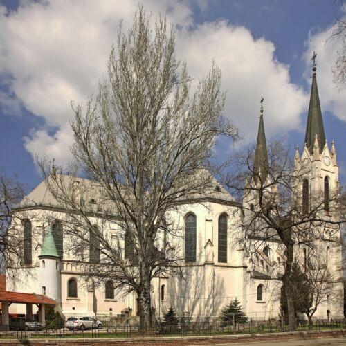 Szent Rókus plébánia   Szeged