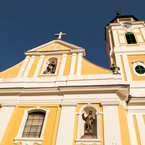 Szent Antal-templom | Baja