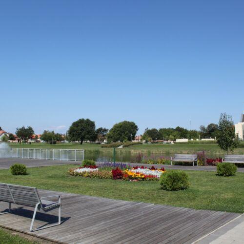 Kavicsos tó- és Szabadidőpark   Mezőkövesd